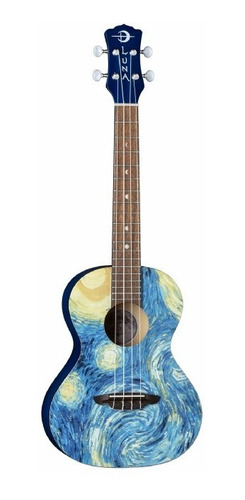 ukulele ukelele luna starry night tenor