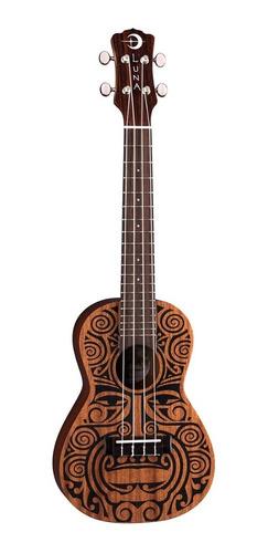 ukulele ukelele luna tribal concierto