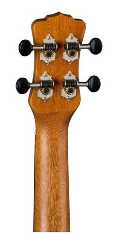 ukulele ukelele luna vintage concierto e/a