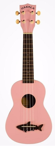 ukulele ukelele makala shark mk-ss/pnk  soprano mejor precio
