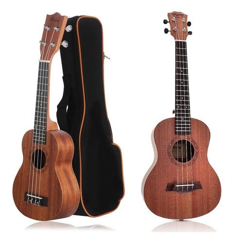 ukulele ukelele tamaño concierto madera caoba precio 170