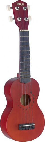 ukulele, us10 tatto soprano, marca stagg