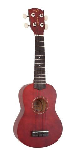 ukulele vogga soprano acústico vuk303 bc