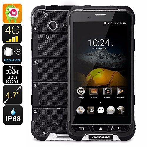 ulefone armor triple proofing phone 32 gb 4.7 pulgadas andro