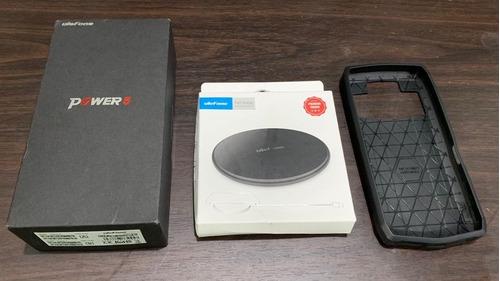 ulefone power 5 bateria 13.000mah 64gb usado
