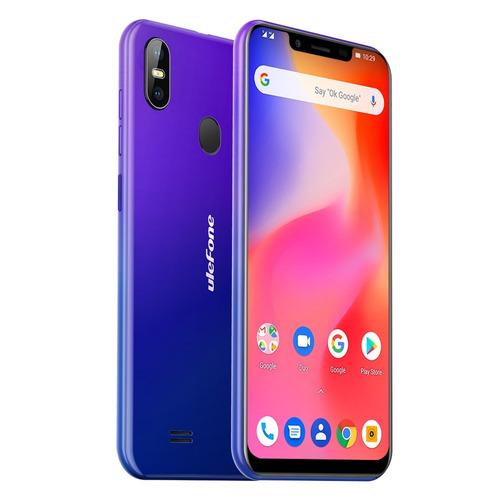 ulefone s10 pro 4g phone con 2gb ram 16gb rom púrpura