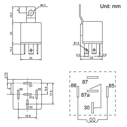 ulincos auto relay u1914 con 14awg wire harness 12v dc 3040a D_NQ_NP_978720 MCO27708067281_072018 O ulincos auto relay u1914 con 14awg wire harness 12v dc 3040a
