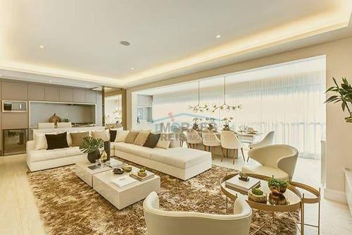 ultima unidade com 163m² palazzo vila mariana para jun/2021 - venha negociar - ap13727