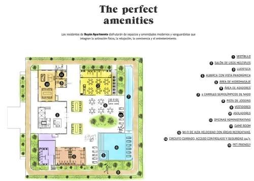 últimas 2 unidades en buyan apartamentos, ubicación perfecta.