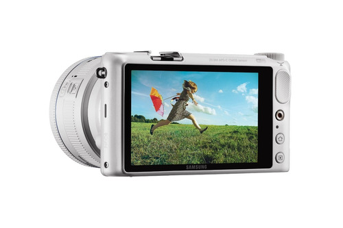 últimas cámaras samsung nx2000 en excelente estado