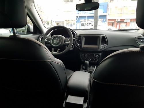 ultimas en stock  jeep compass longitude 2.4 l at9  (ka)