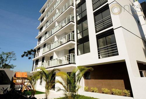 últimas unidades! apartamento residencial à venda, água verde, curitiba. - ap0476