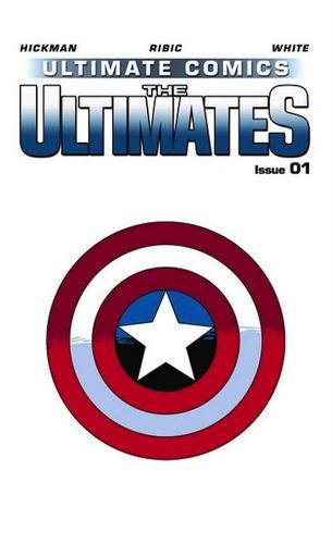 ultimate comics- the ultimates #1 - hickman - ribic - noveda