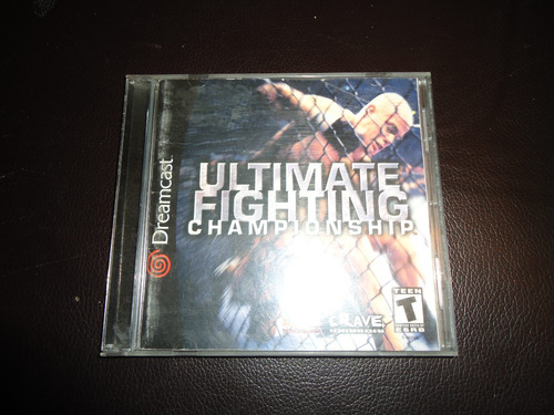 ultimate fighting championship para dreamcast