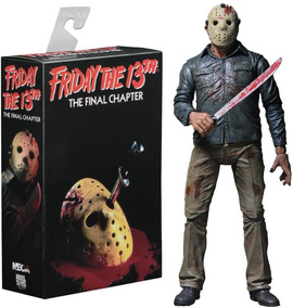 Friday Parte Fina The Jason Neca 13th Ultimate 18cm Voorhees PXuTOkiZ