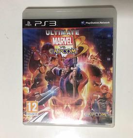 Capcom Vs Marvel 3 Ps3 Download - PlayStation no Mercado