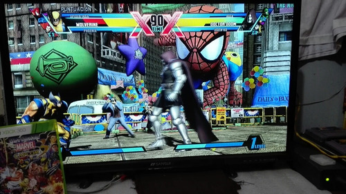 ultimate marvel vs capcom 3 xbox  en cosmo-games