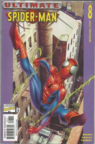 ultimate spider-man 08 - marvel 8 - bonellihq cx72 g19