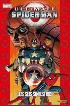 ultimate spiderman: los seis siniestros 10(libro spider-man)