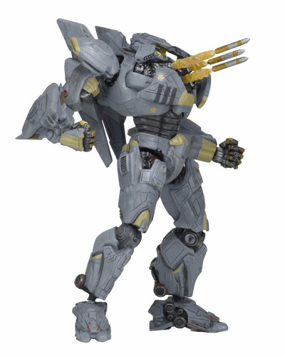 ultimate striker eureka - pacific rim - neca