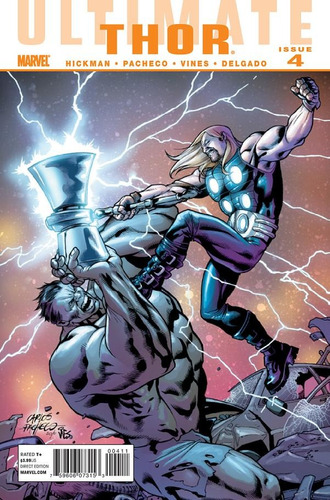 ultimate thor #4