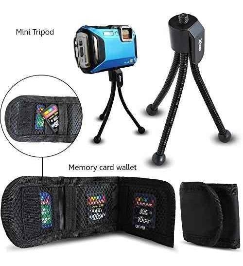 L830 L820 cámaras digitales 128 GB Tarjeta de memoria para Nikon Coolpix L840