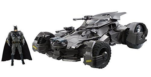 último batimóvil rc vehículo de la liga de la justicia -