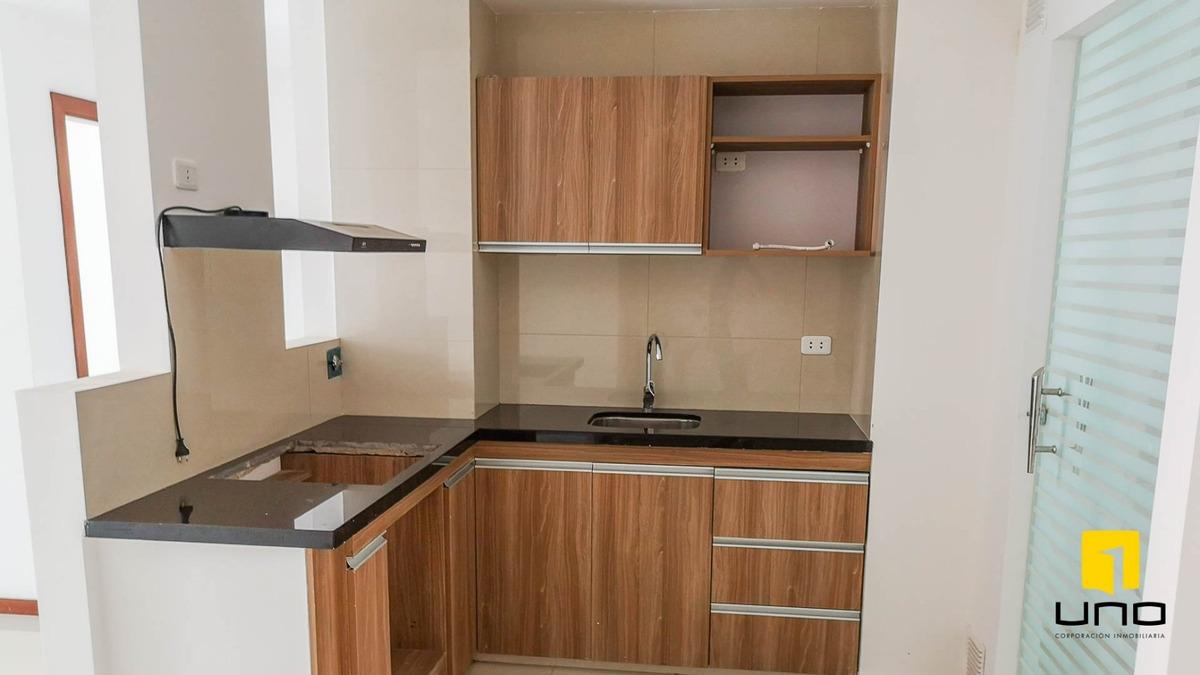 ultimo departamento de 2 suites y baño de visitas