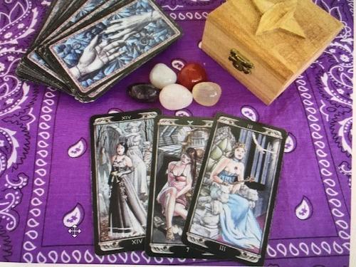 último día de oferta lecturas de tarot y cartas astrales