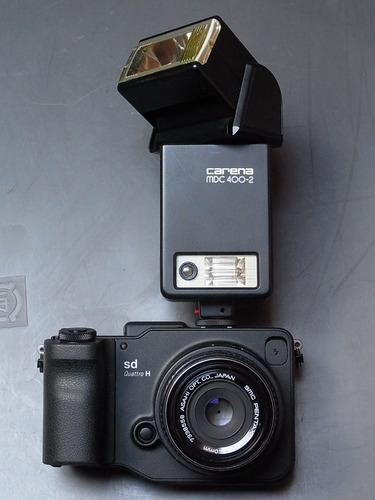 ultimo dia flash pro regula 740 canon nikon fuji olympus §§§