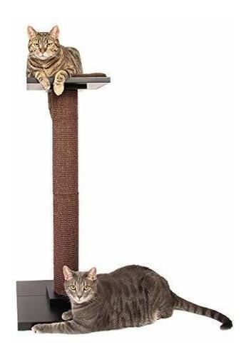 ultimo gato rascarse poste   arbol de gato moderno - arbol d
