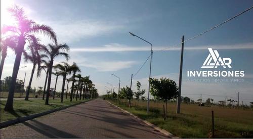 ultimo lote terreno financiado 12 o 18 cuotas fijas en pesos-tierra de sueños puerto general san martin