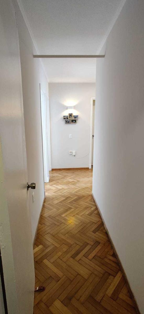 último piso con espaciosa planta, en privilegiada ubicación.