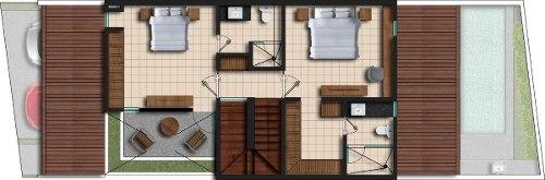 último townhouse en privada s18 en temozón norte