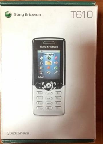 últimoooo!!! sony ericsson t610 celular telcel gsm
