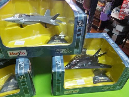 últimos aviones a escala