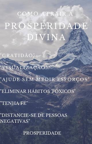 últimos ebooks como atrair prosperidade divina