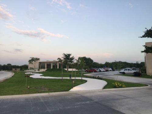 últimos lotes residenciales en nortemérida