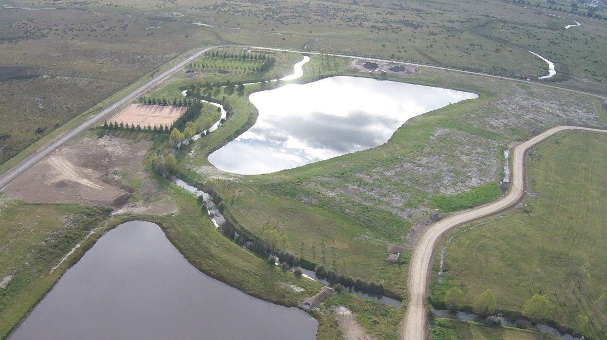 ultimos terrenos en chacras de la reserva