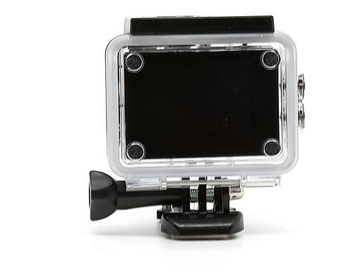 ultra câmera action go pro sports 4k wifi prova dágua + nf