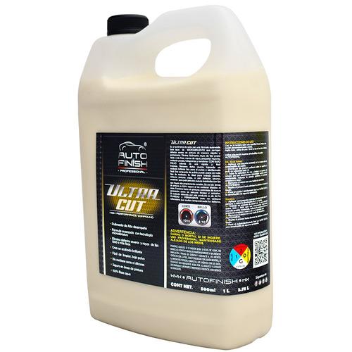 ultra cut  compound galon pulimento de pintura base agua