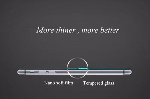 ultra delgado lamina blindada pantalla iphone 5,6,7,6p,7p