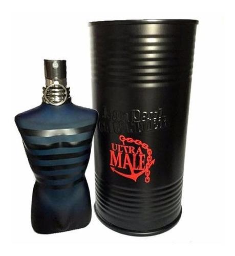 ultra male 125ml masculino | original + amostra de brinde