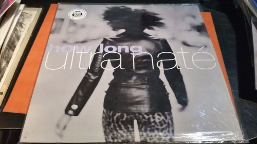 ultra nate how long vinilo doble maxi promo usa clasico
