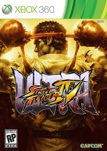 ultra street fighter iv xbox 360 ntsc nuevo, sellado