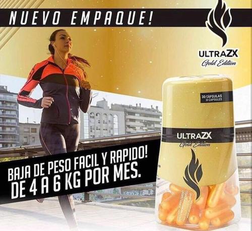 ultra xz gold (quemador de grasa)