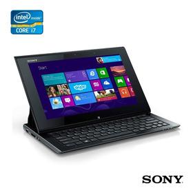 Ultrabook Conversível Sony Vaio Duo I5 11 Touch Aceito Troca