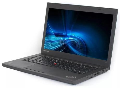 ultrabook corporativo t440 - i5-4300u / 8gb hd500 windows 10