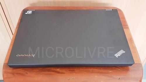 ultrabook corporativo t440 i5 hd ssd 256gb tela touch screen