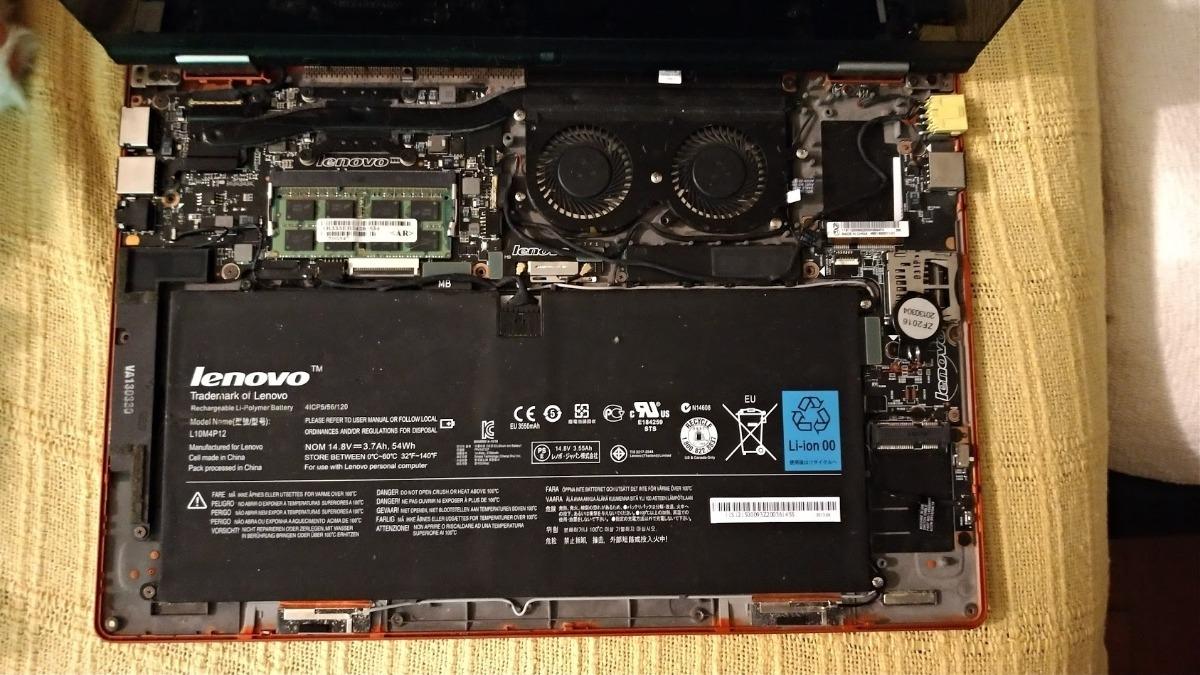 Ultrabook Lenovo Yoga 13 I5 4gb Ram Com Tela Touch